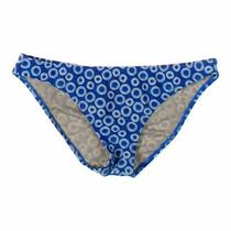 Gap Women's  Bikini Size Xs  Blue/navy  Girly/flower  Elastane Nylon Photo