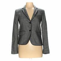 Gap Women's Blazer Size 2  Blue/navy  Polyester Rayon Spandex Wool Photo