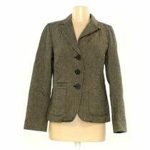 Gap Women's Blazer Size 6  Brown Photo