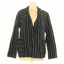 Gap Women's Blazer Size S  Grey  Acrylic Nylon Polyester Wool Other Photo