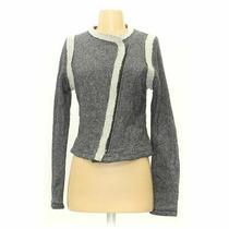 Gap Women's Blazer Size S  White Blue/navy  Cotton Photo