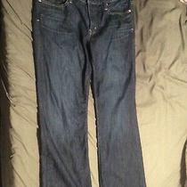Gap Womens Blue Jeans Size 30/10r.   31in Photo