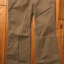 Gap Women's Corduroy Stretch Dress Pants - Size 1 Regular - Euc Photo