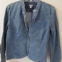 Gap Women's Denim Jean Jacket Tag Size 12 Photo