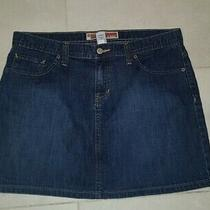 Gap Women's Fabulous Blue Denim Mini Skirt Size 10 (32
