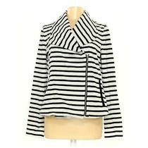Gap Women's Jacket Size L  Blue/navy White  Cotton  New With Tags Photo