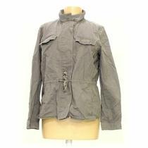 Gap Women's  Jacket Size L  Yellow  Cotton  Good Condition Photo