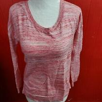 Gap Women's Junior Xs Lightweight Pink Sweater Photo