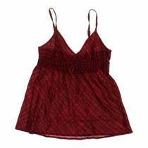 Gap Women's Pajamas Size 10  Maroon  Cotton Photo