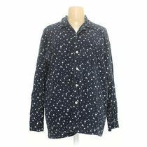 Gap Women's Pajamas Size Xl  Blue/navy White  Cotton Photo