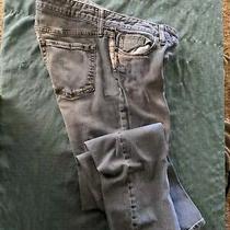 Gap Women's Premium Boot Cut  Jeans - 10/30r- Light Blue Photo