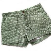 Gap Women's Shorts Size 02r Size 2 Summer Short Geometric Print Photo