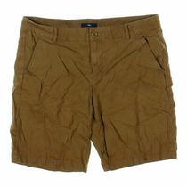 Gap Women's Shorts Size 6  Brown  Cotton Photo