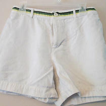 Gap Women's Size 10 White Shorts Free Shipping Photo