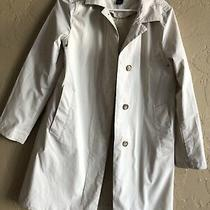 Gap Womens Trench Coat Size M Photo