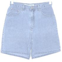 Gap Women's Wide Leg Denim Shorts Size 6 Photo