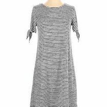 Gap Women White Casual Dress Xs Photo