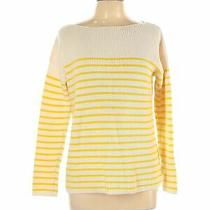 Gap Women Yellow Pullover Sweater L Photo