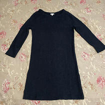 Gap Womens Black Sweater Dress Size Xs Photo