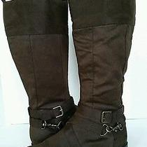 Gap Womens Brown Riding Boots Size 8 Photo