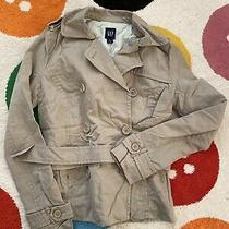 Gap Womens Coat With Belt  Size M Photo