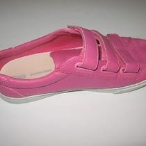 Gap Womens Girls Devi Pink Classic Trainer Sneaker Shoes Size 5 Sz 164585-02 4uk Photo