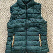 Gap Womens Green Vest Size Xs Photo