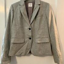 Gap Womens Herringbone Blazer Size 2 Photo
