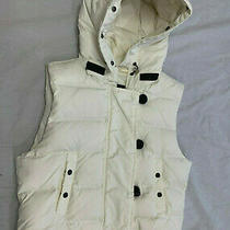 Gap Womens Hooded Down Vest Size S Photo