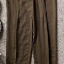 Gap Womens Khaki Trousers Size M (Medium) New Without Tags Photo