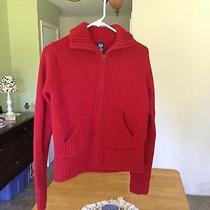 Gap Womens Lambs Wool/ Angora Sweater Size Medium Like New. Photo
