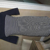 Gap Xs Dress - Navy - Cute Photo