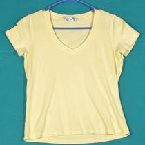 Gap Yellow Cotton Shirt Top Blouse Size S 4 6 Photo