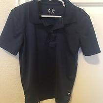 Gapfit Factory Navy Active Polo Top Size S 6-7  Photo