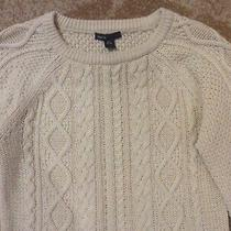 Gapkids Girl's Knitted Sweater. Size 14-16. Cotton  Photo