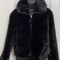 Generation Love Faux Fur Coat Size Small  Photo