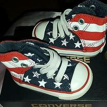 Gently Used Infant Converse Photo