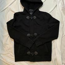 Gently Used Mens Express Hoodie With Toggle Closures Photo