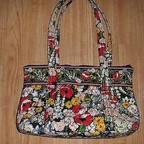 Gently Used Vera Bradley Purse - Great Size & Bright Colors  Photo