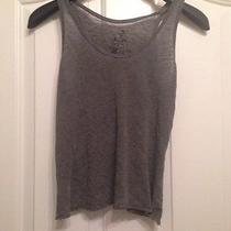 Gently Worn Chaser Collection Gray Basic Tank Top Size M Photo