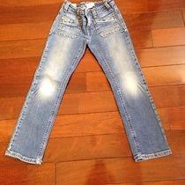 Gently Worn Girl's Diesel Jeans Size 6 Photo