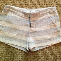 Gently Worn Joie Merci Shorts Sz 2 Photo