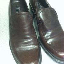Gently Worn Mens Franco Sarto Slipons Sz 9.5m Photo