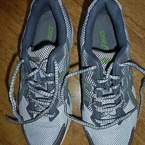 Gently Worn Preowned Women's Asics Gel Athletic Tennis Shoes 9.5 Photo