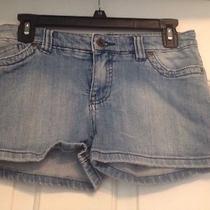 Gently Worn Roxy Jean Shorts Size 16 Photo