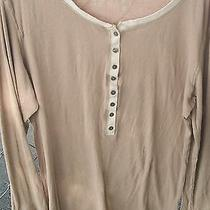 Gently Worn Tan Knit Top by Old Navy Sz Xl Photo