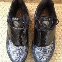 Gently Worn Women's Reebok Sneakers Size 7.5  Photo