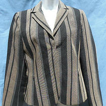 Genuine Akris Women's Coat/size 8/ Made in Switzerland/fine silk&wool/high End Photo