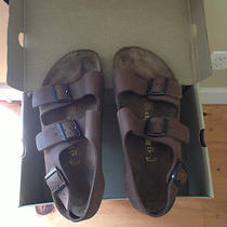 Genuine Birkenstocks Sandals (Milano) - Mens Sz. 43 - Gently Worn - Great Pair Photo