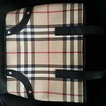 Genuine Burberry Handbag (Discontinued Item) Photo